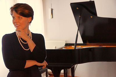 Pianist Anna-Maria Maak